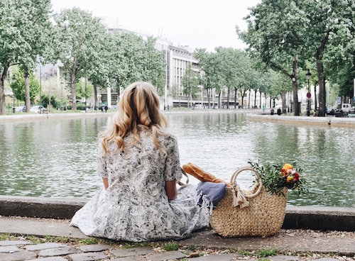 Parks + Picnics in Paris