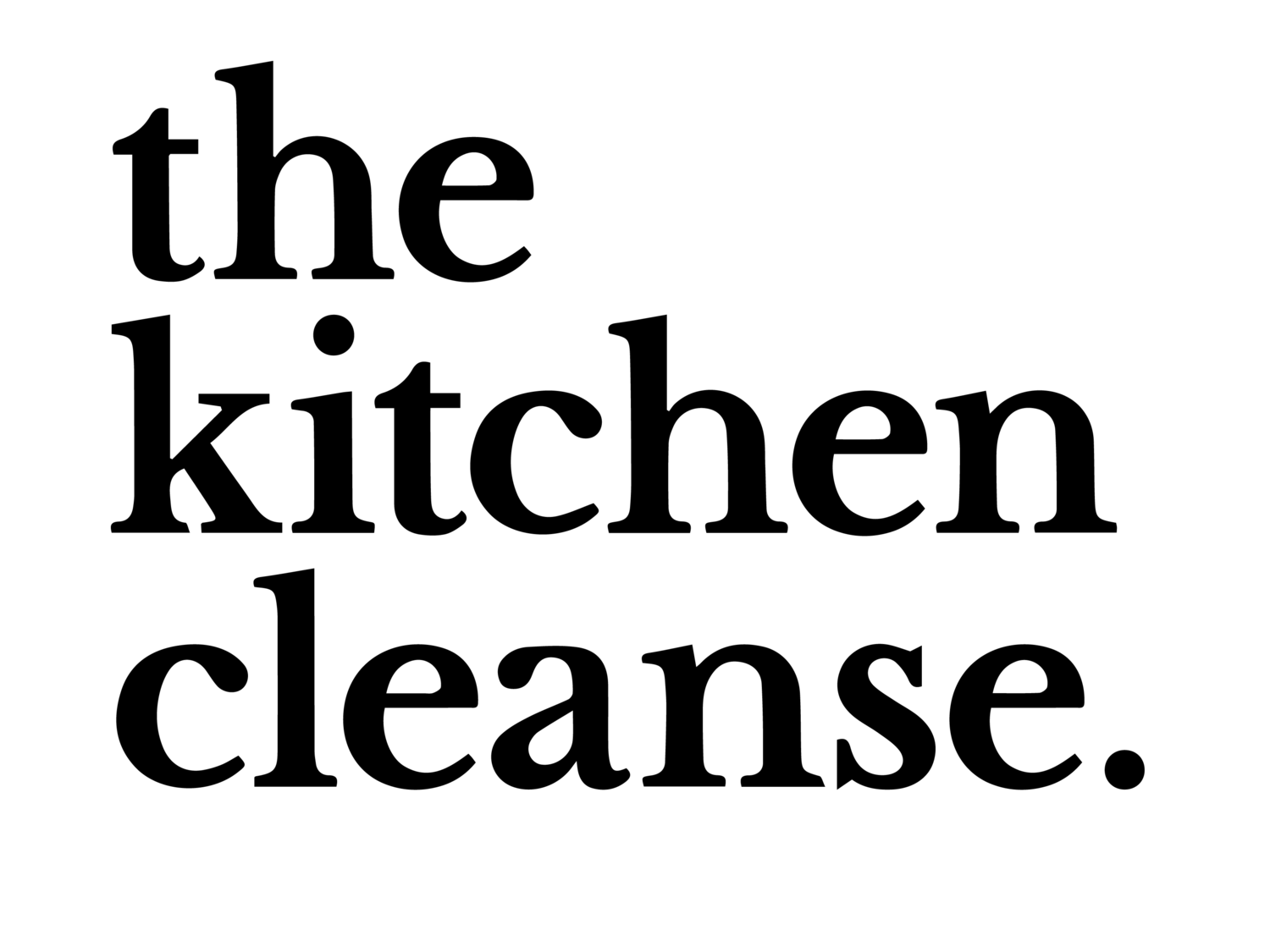 The Kitchen Cleanse