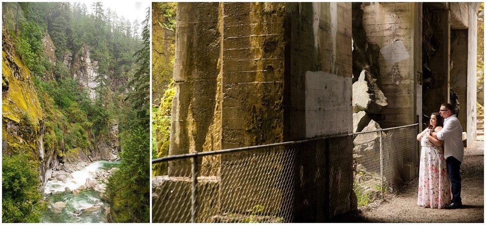 Amazing Day Photography - Othello Tunnel Engagement Session - Langley Wedding Photographer - Hope Photographer - Fraser Valley Photographer