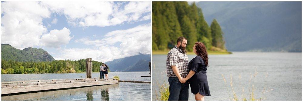 Amazing Day Photography - Pitt Lake Engagement Session - Pitt Meadows Engagement Photographer - Langley Photographer