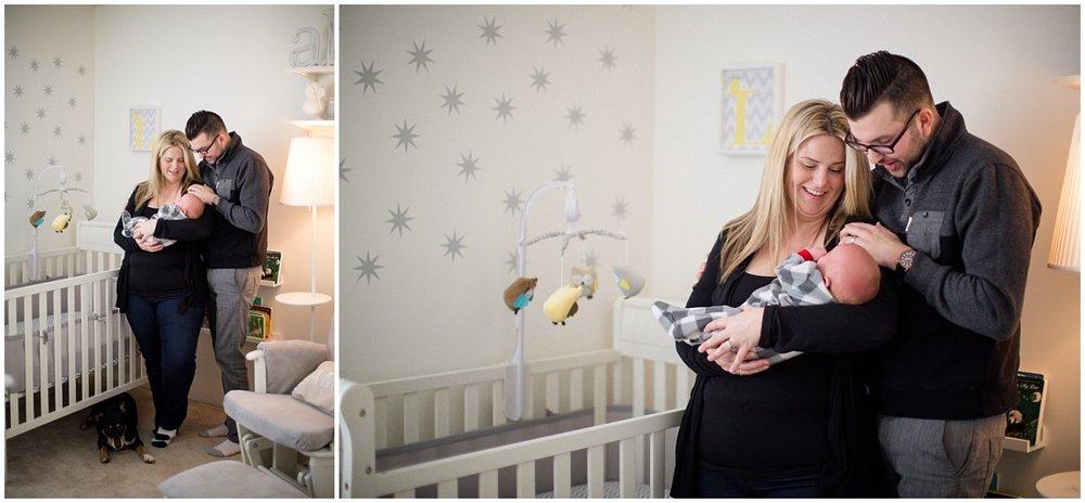 Amazing Day Photography - Lifestyle Newborn Session - Langley Newborn Photographer (9).jpg