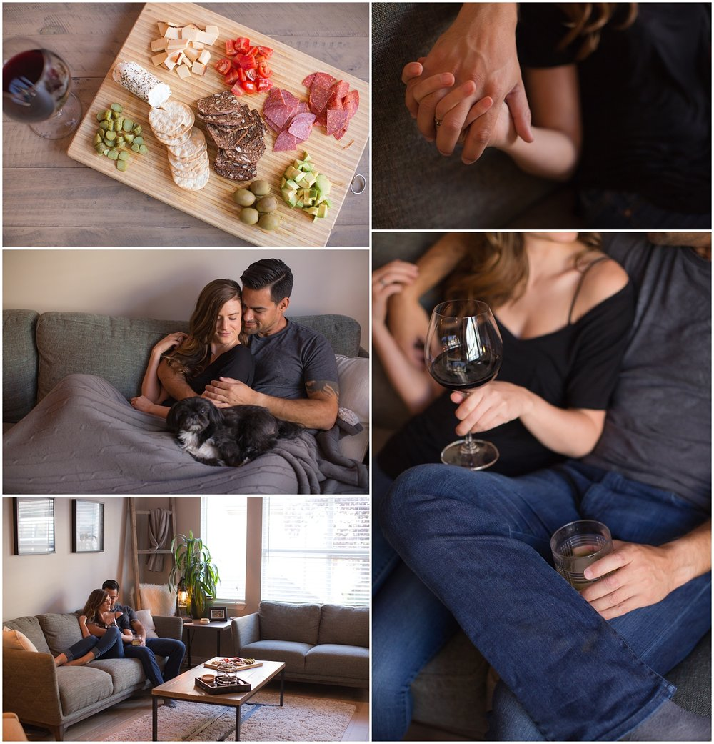 Amazing Day Photography - Home Couples Session - Langley Photographer (2).jpg