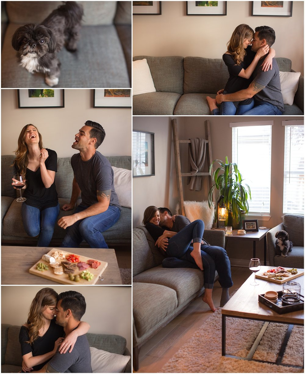 Amazing Day Photography - Home Couples Session - Langley Photographer (4).jpg