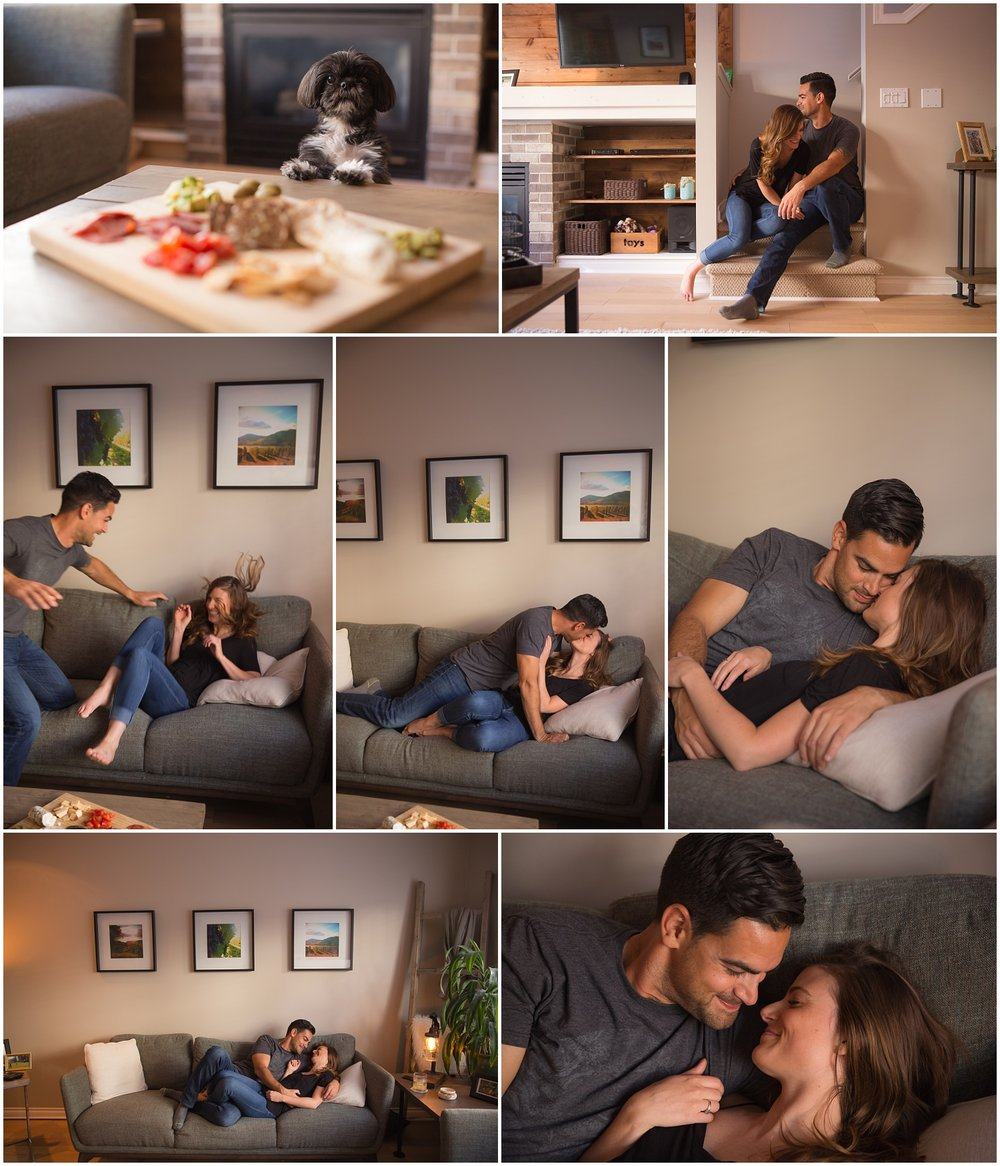 Amazing Day Photography - Home Couples Session - Langley Photographer (5).jpg