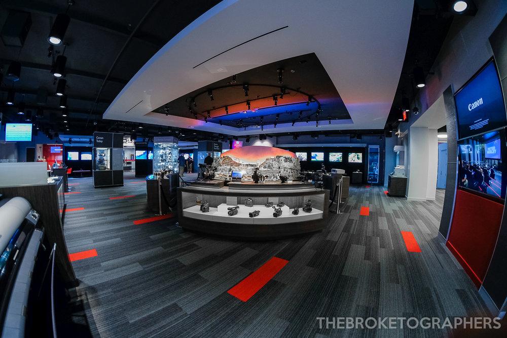 Canon Experience Center - Costa Mesa, CA