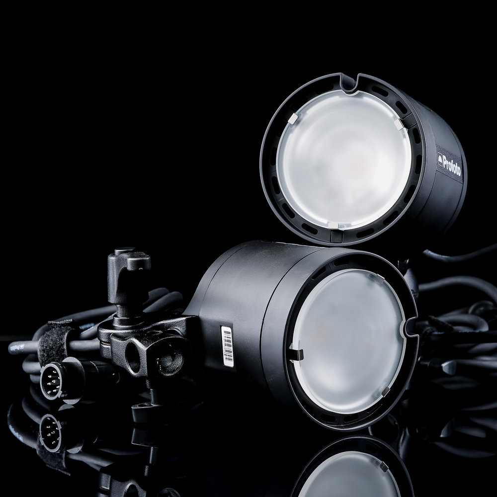 Profoto B2 Flash Heads