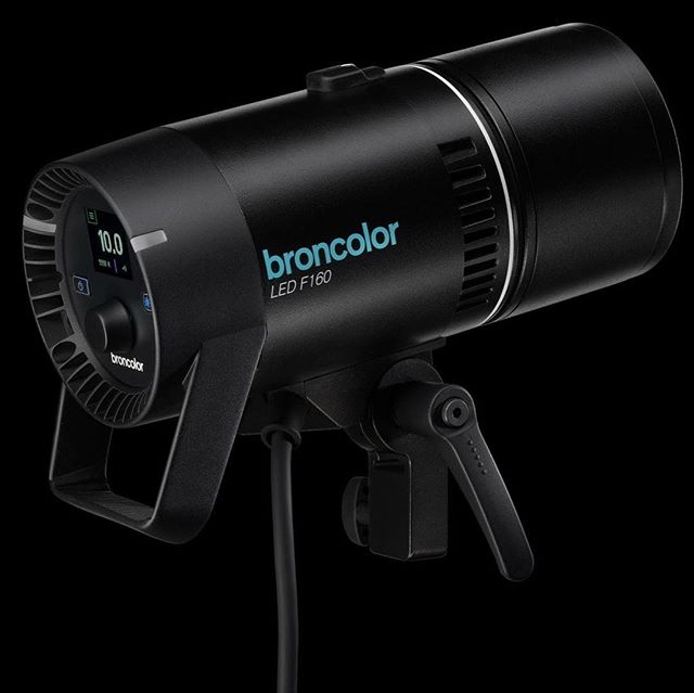 @broncolor @broncolorusa  just announced their new product; The F160 -- what do you think? _ Introducing broncolor LED F160: a continuous bi-color LED to meet the high level of performance you expect from broncolor ▪️Precision-engineered diffusion element with a quality of light matching other broncolor lamps _ ▪️Built-in spot-flood mechanism, compatible with over 50 broncolor bayonet-mount light shapers _ ▪️650W halogen, 100W HMI equivalent output _ Check it out here:  http://bit.ly/LEDF160 _ #thebroketographers #broncolor #flashphotography #LED #strobist #potd #photography #nofilter