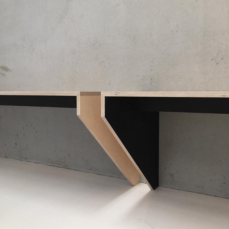 Balance Bench - Premium Plywood - Made in Melbourne, No Goat for Jack