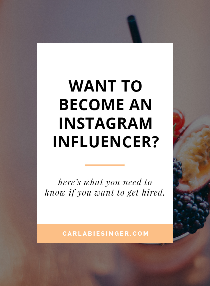 Influencer marketing: Make money online.Influencer marketing: What do brands look for when hiring? #Influencer #bloggingtips