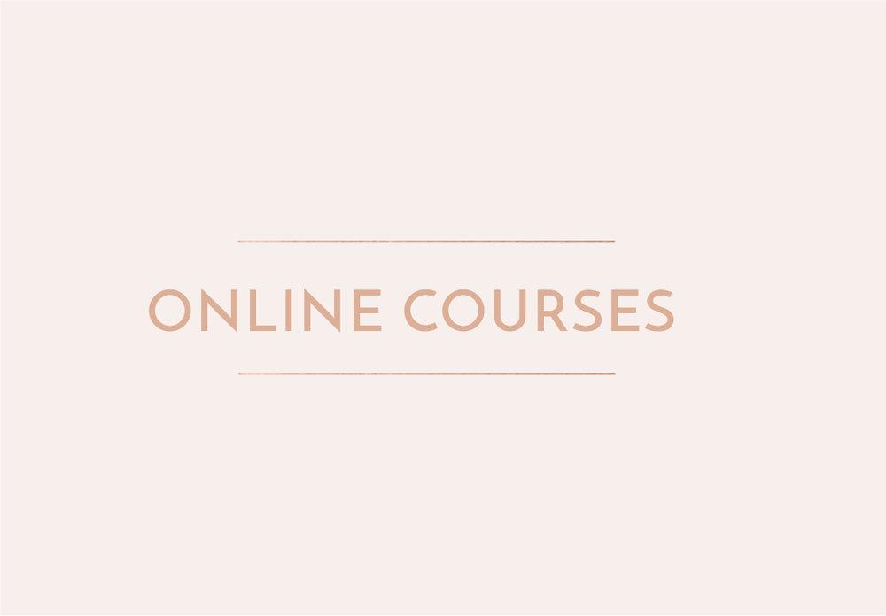 Carla Biesinger online courses