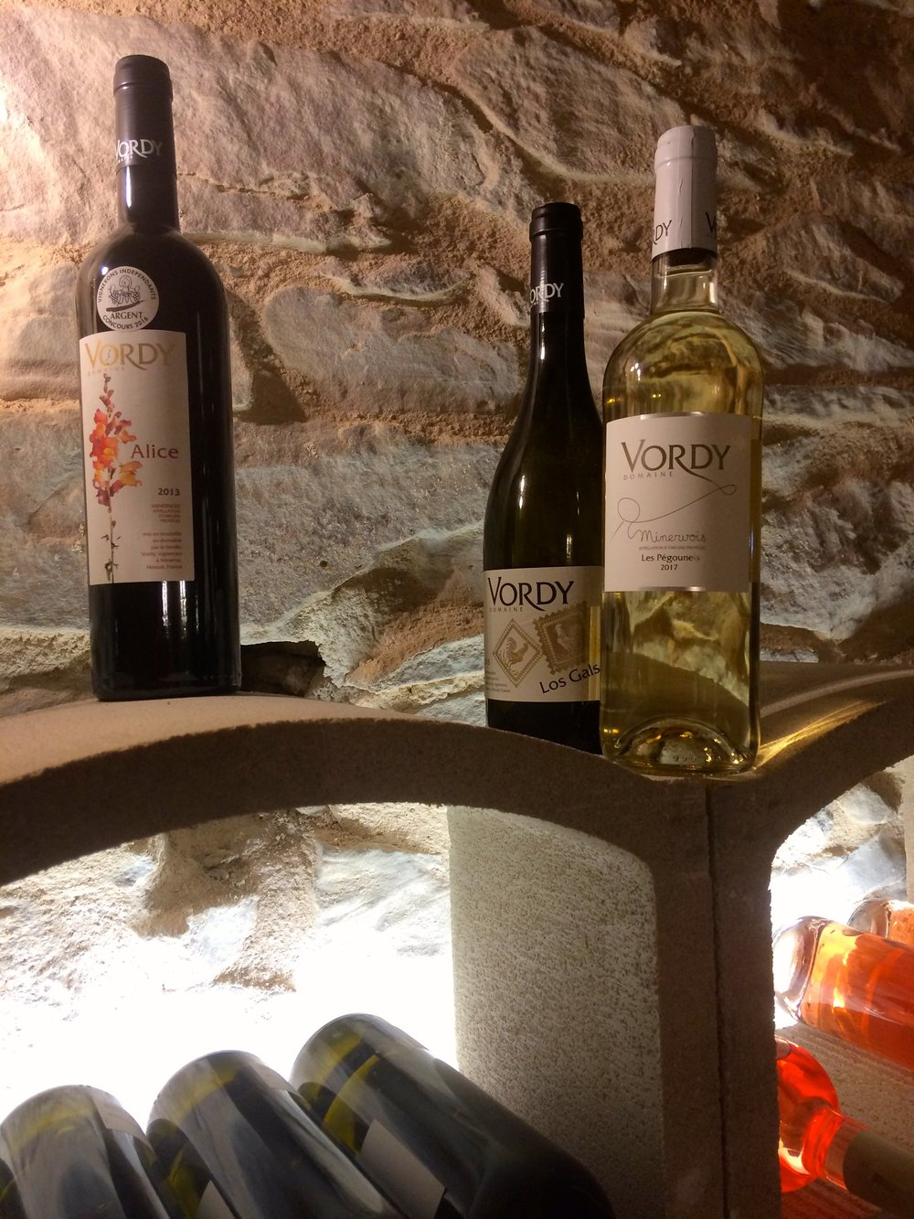 Domaine Vordy