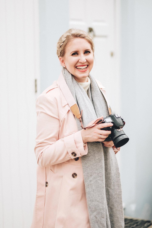 Personal branding photographer London Hayley Richardson