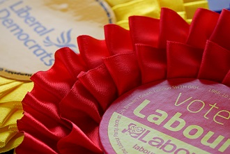 General Election Rosettes