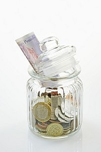 SMEs savings jar