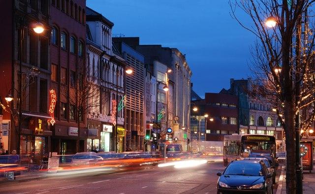 Belfast High Street