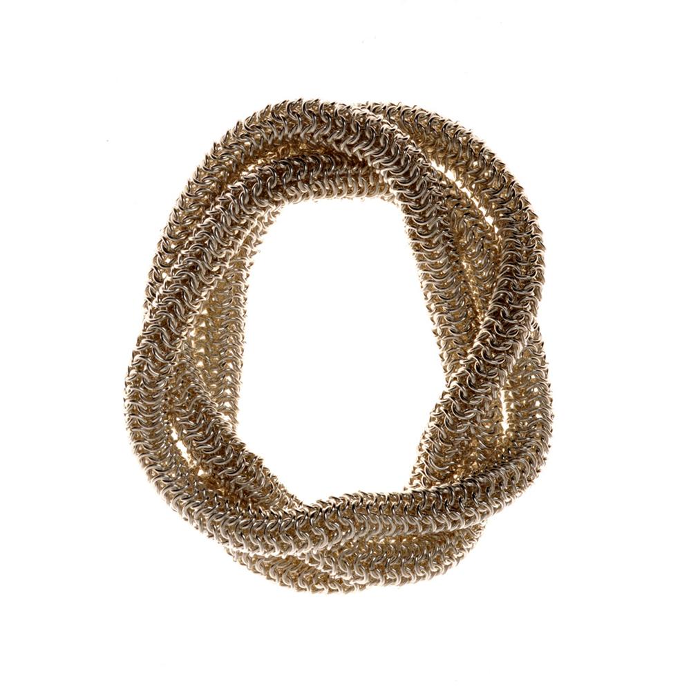 Silver Tryst Bracelet