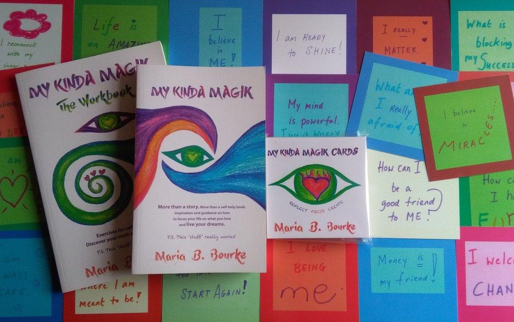 My Kinda Magik - Books and Cards.jpg