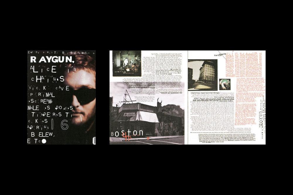 Raygun Magazine