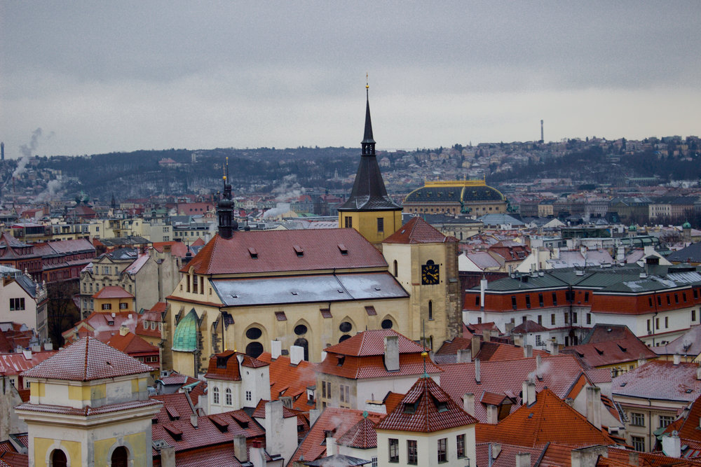 DAY TRAVEL GUIDE OF PRAGUE The World Inside Out - A walking tour of prague 15 historical landmarks