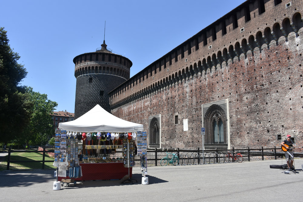 Castello Sforzesco