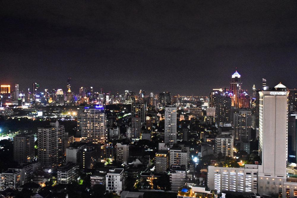 Bangkok Heightz View