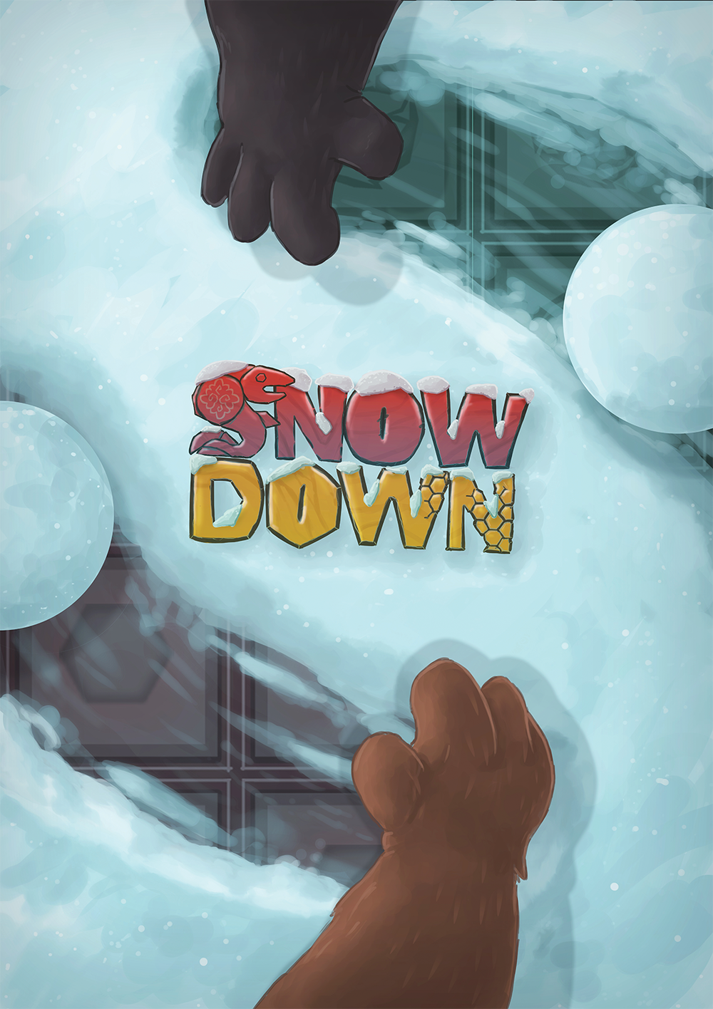 Dare To Be Digital 2015 - SnowDown