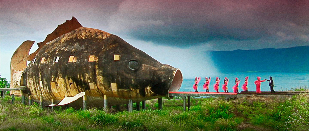 The act of killing Colorist / VFX Feature documentary Director: Joshua oppenheimer Final Cut For Real / 2012