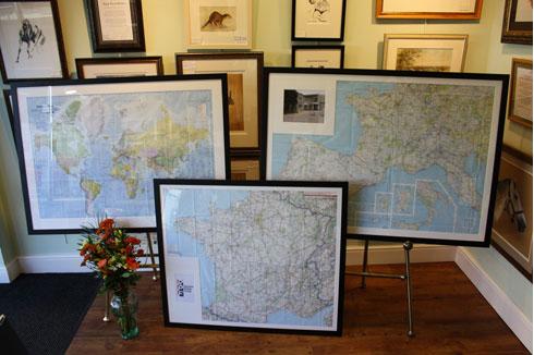 General framing and photos