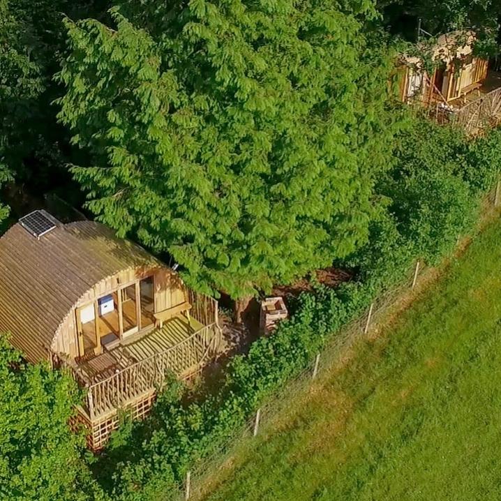 Celtic Woodland Retreat
