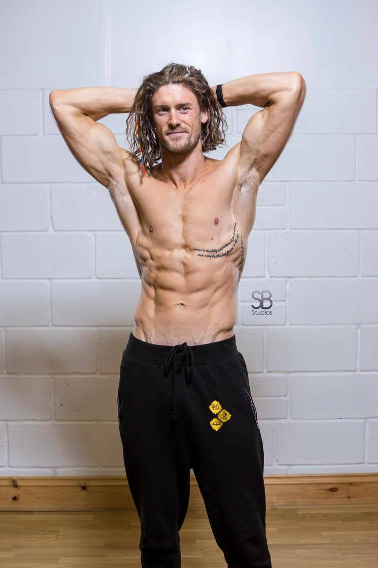 Everyone wants to 'look healthy', I'm not really interested in that, being lean and athletic is a nice side effect.