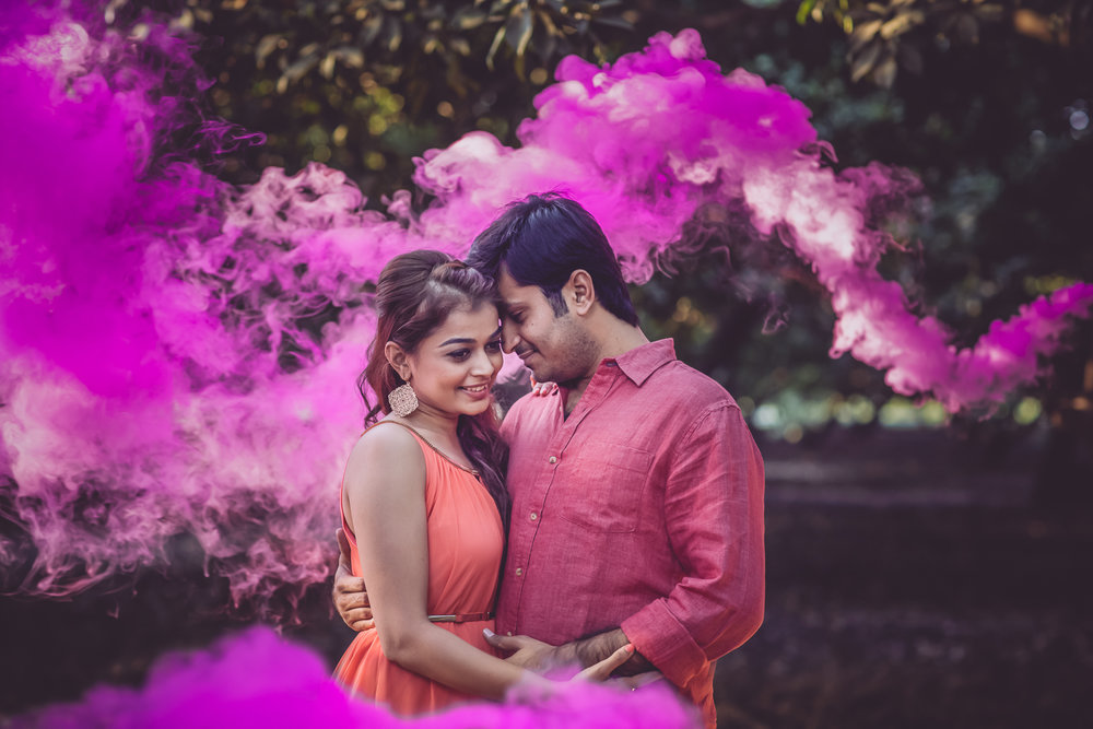 On The Blog!    Chandini + Dhruv    Read