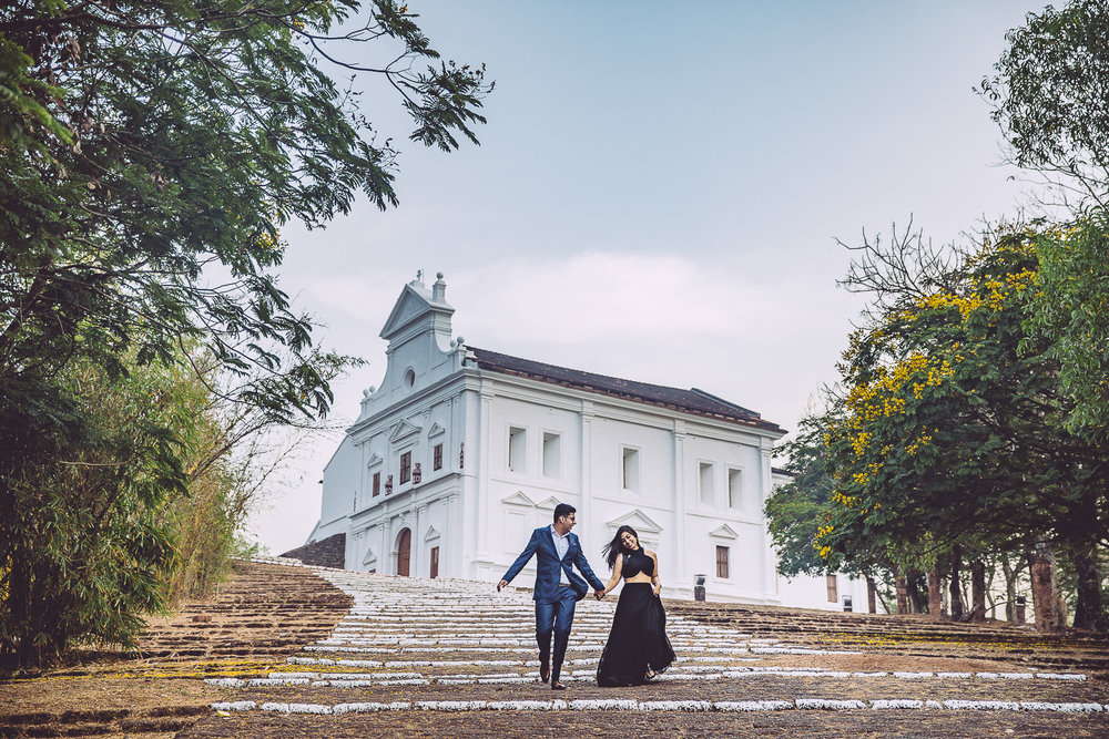 Pre - Wedding Gallery    Love Ledger    View