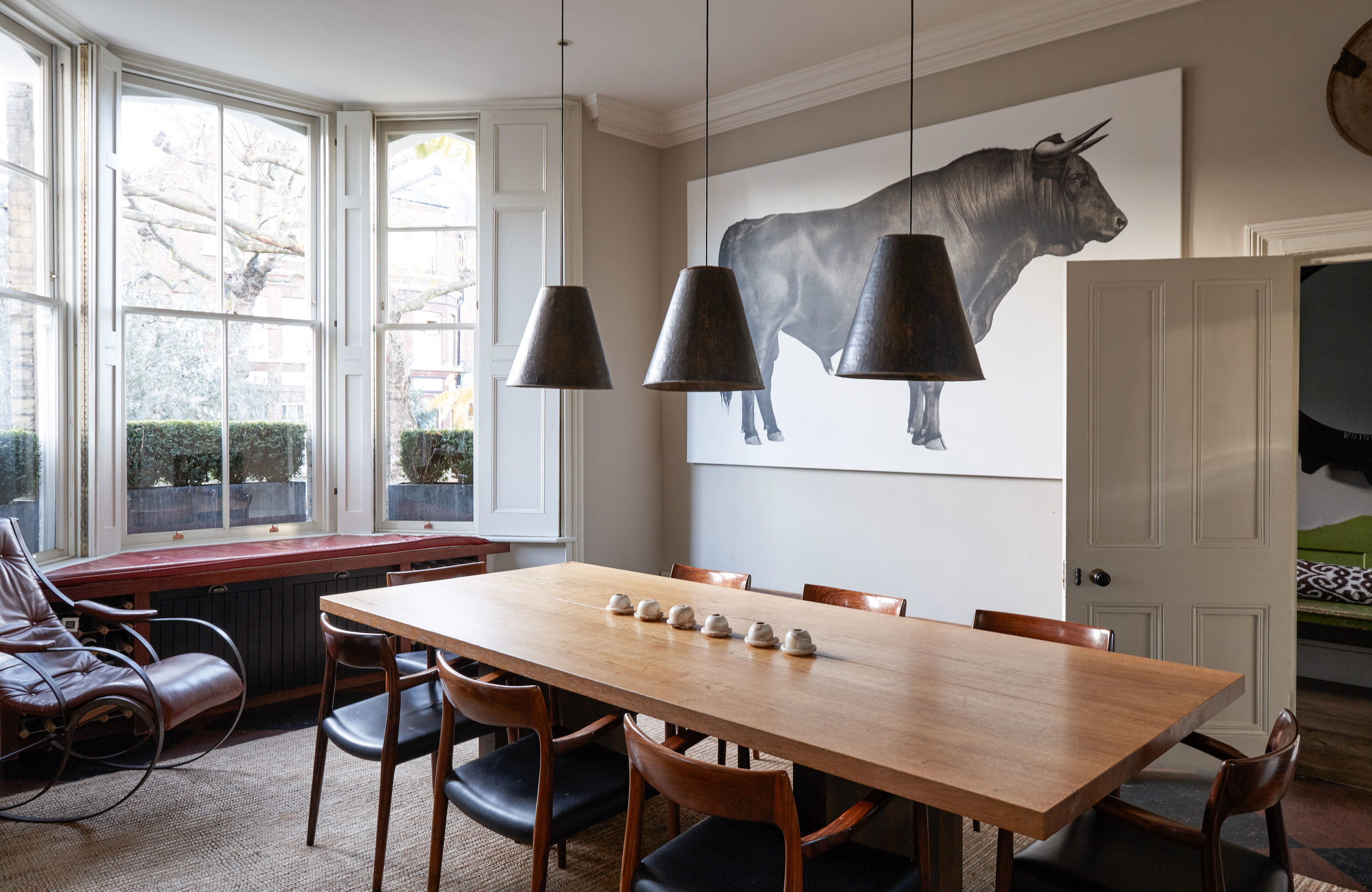 Notting Hill House London — Charlotte Crosland Interiors