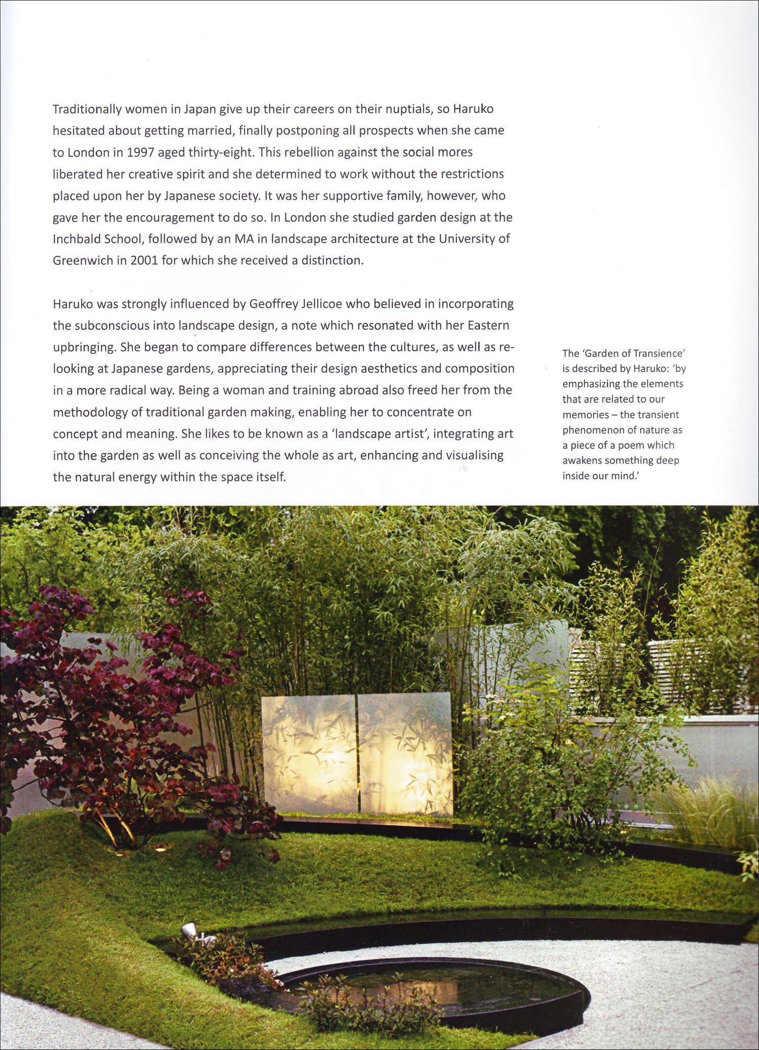 Garden Design Career Concept Women Garden Designers — Studio Lasso
