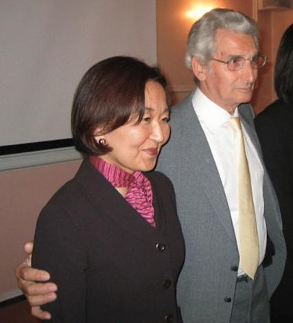 Talk Session @Embassy of Japan in the UK (September 2007)