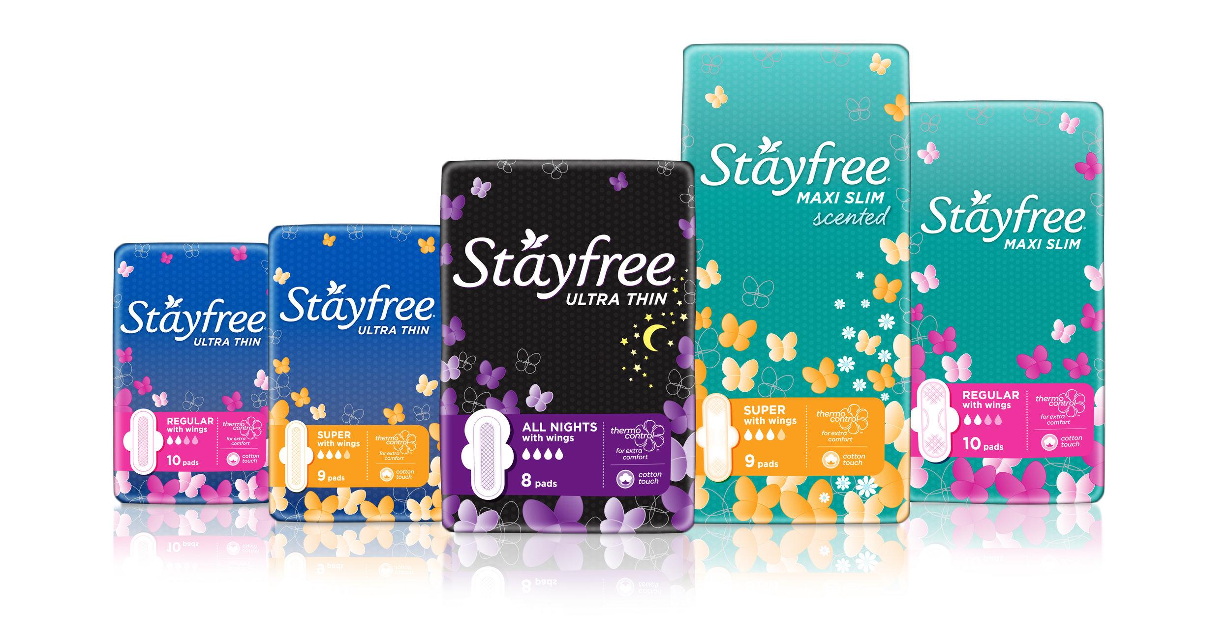 Stayfree — kassana and company