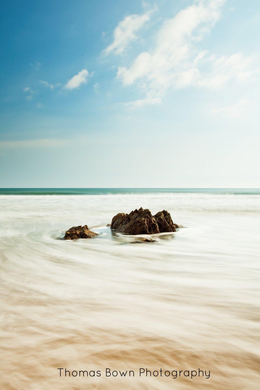 Long Exposure Marloes Beach 3 Pembrokeshire