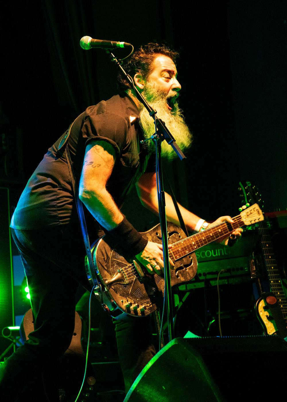 Dave Arcari