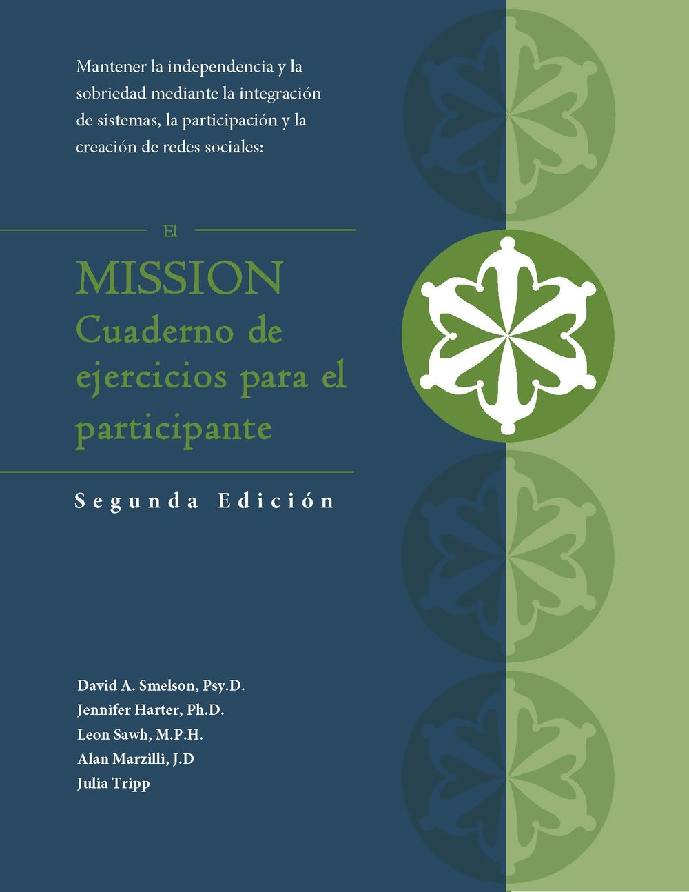 MISSION Participant Workbook Second Edition (Spanish)