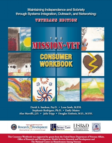 MISSION-Vet Consumer Workbook