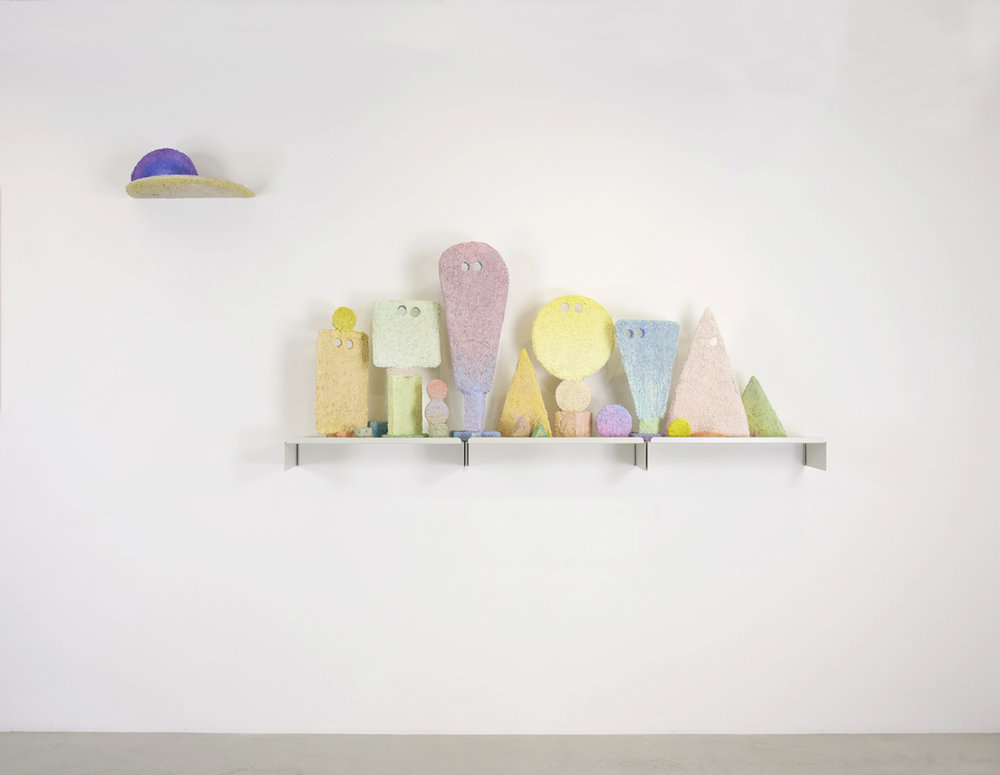 Installation view at Maho Kubota Gallery