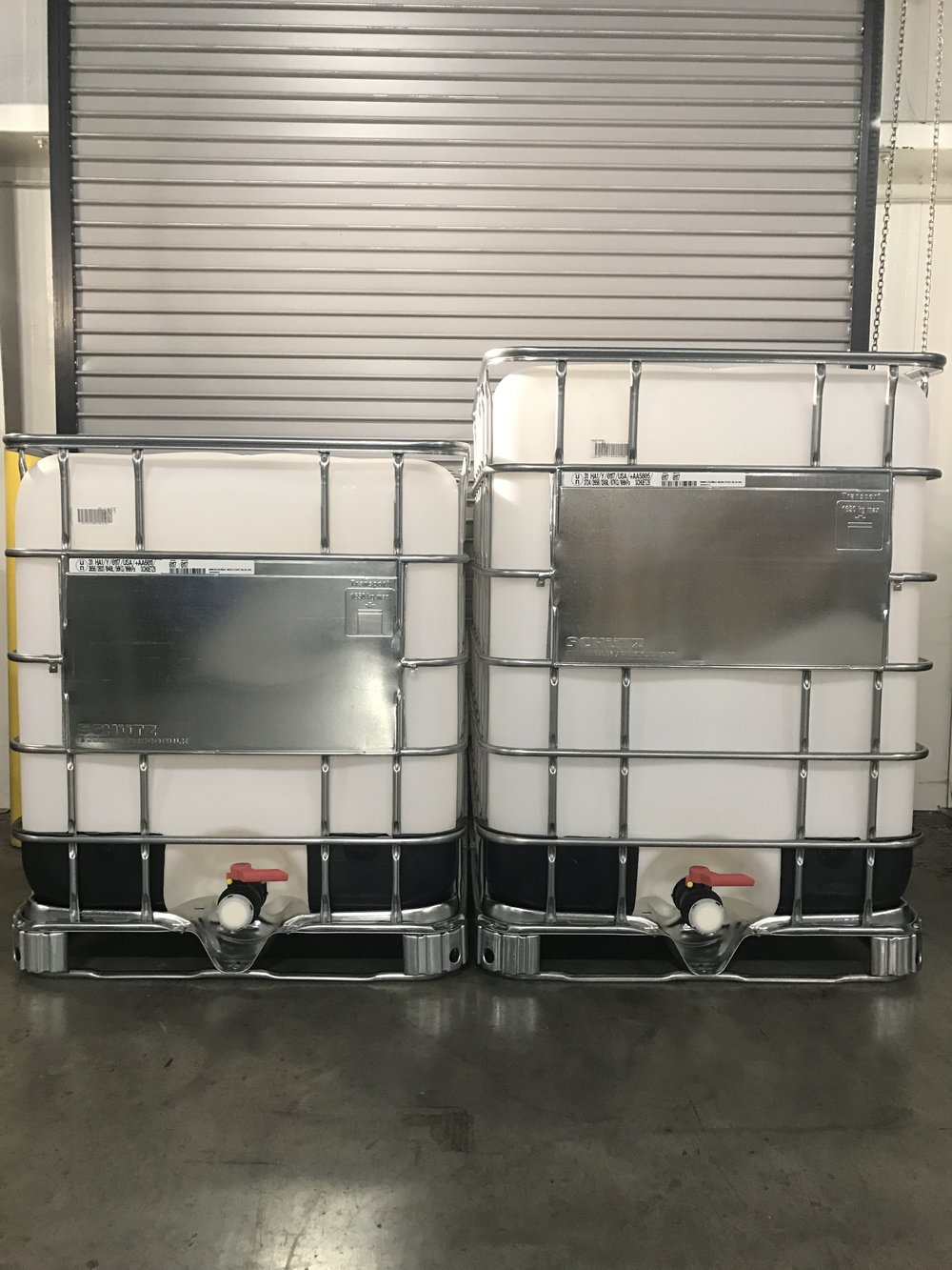 Intermediate Bulk Containers (IBCs   )