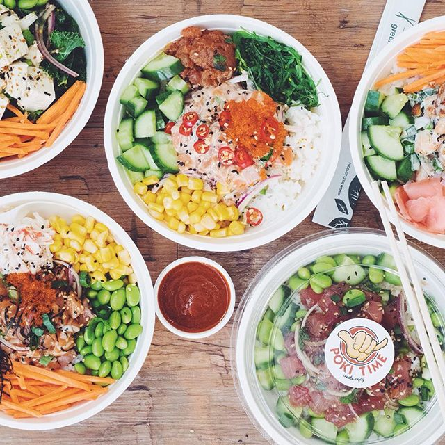 We are going LIVE with @ubereats_au at 11am today.  Get onboard for the best poke in town. . . #pokitimeau #melbournefood #melbournefoodie #urbanlist #hawthorn #glenferrie #fitnessfood #melbourneeats #uber #ubereats #uberaustralia  @ubereats_aus @ubereats @uber_australia @uber @urbanlistmelb