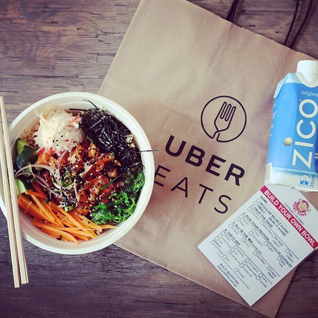 Use promo code Poki10S to get $10 off you of first @UberEats order. . . #pokitimeau #melbournefood  #melbournefoodie #hawthorn  #glenferrie #fitnessfood  #melbourneeats #melbournelife #melbourne #health #cleaneatingdiet #melbournefood #ubereats