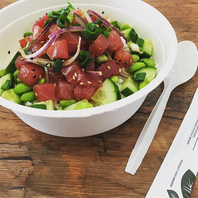 Hello 2017! Poki Time will be bring better and greater things in 2017!! Have you grab a bowl of colours this year? . . #pokitimeau #pokitime #poke #2017 #happynewyear2017 #health #wealth #freshness #cleaneating