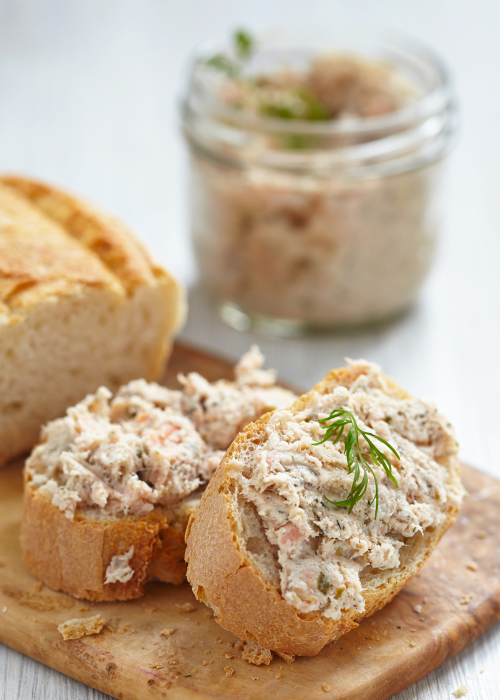 photo de rillettes