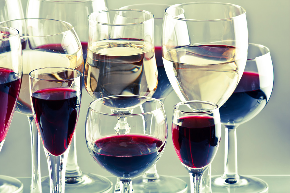 A Guide To Stemware From The Vine