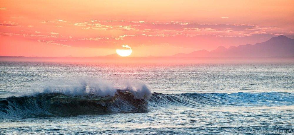 Sunset Buffalo Bay