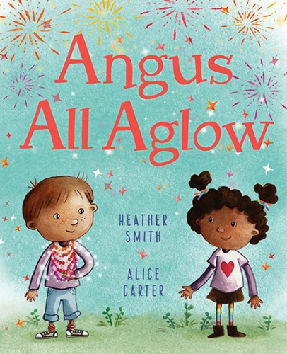 A gentle story of acceptance, generosity and friendship, Angus All Aglow reminds us that it only takes one kind gesture to restore your sparkle.