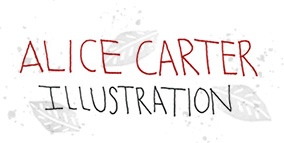Alice Carter Illustration